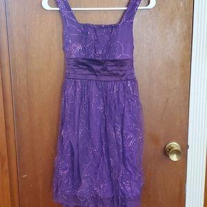 Sparkle dressy dress flower girl